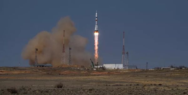 RUSSIAN FILM CREW PASSES MEDICAL CHECKS FOR OCTOBER LAUNCH TO SPACE STATION